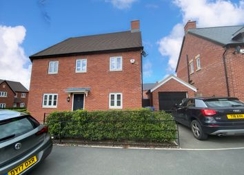 Thumbnail 3 bed semi-detached house for sale in Sorrel Crescent, Wootton, Northampton