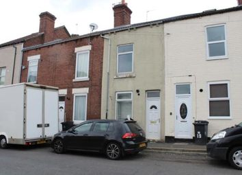 Thumbnail 3 bed terraced house for sale in Woodfield Road, Doncaster