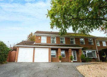 Mccraes Walk, Wargrave, Berkshire RG10. 4 bed detached house for sale