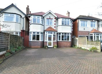 Thumbnail 4 bed detached house for sale in Monyhull Hall Road, Kings Norton, Birmingham