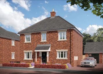 Thumbnail 4 bed detached house for sale in The Cam, Chiltern View, Vicarage Road, Pitstone