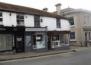 Thumbnail Retail premises to let in 1, Tregenna Hill, St Ives, Cornwall