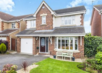 Thumbnail 4 bed detached house for sale in Moorhen Road, Hartlepool
