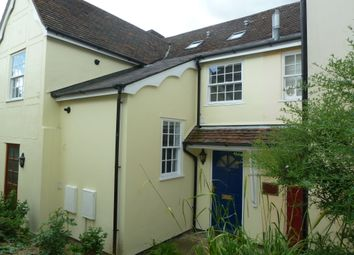 Thumbnail 2 bed terraced house to rent in Hockerill Court, Bishops Stortford, Herts