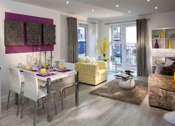 "Thumbnail 2 bed flat for sale in ""Locksbridge House"" at Park Prewett Road, Basingstoke"