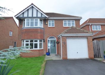 Thumbnail 4 bed detached house to rent in Cromwell Way, Penwortham, Preston