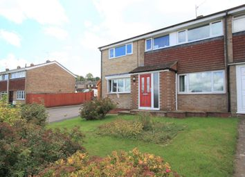 Thumbnail 4 bed end terrace house for sale in Windrush, Highworth, Swindon