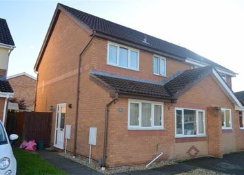 Thumbnail 3 bed semi-detached house for sale in Ffordd Y Gamlas, Gowerton, Swansea