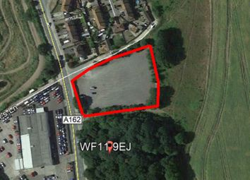 Thumbnail Land for sale in Tadcaster Road, Knottingley