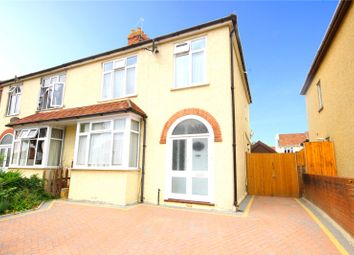 Thumbnail 3 bed semi-detached house to rent in Muller Road, Horfield, Bristol