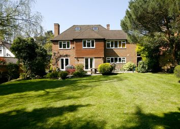 Thumbnail 4 bedroom detached house to rent in Warren Road, Coombe, Kingston Upon Thames