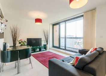 Thumbnail 1 bed flat for sale in Hallsville Road, Silvertown