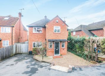 Thumbnail 3 bed detached house for sale in St. Marks Crescent, Maidenhead