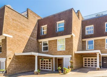 5 bed terraced house for sale in Welford Place, London SW19