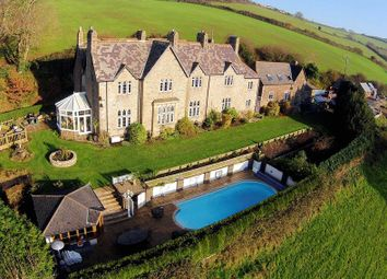 Thumbnail 7 bed country house for sale in Berrynarbor, Ilfracombe