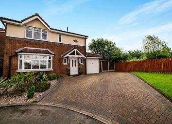 Thumbnail 4 bed detached house for sale in Bylands Fold, Dukinfield