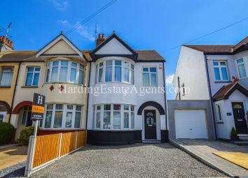 Thumbnail 3 bedroom end terrace house for sale in Hamstel Road, Southend-On-Sea, Essex