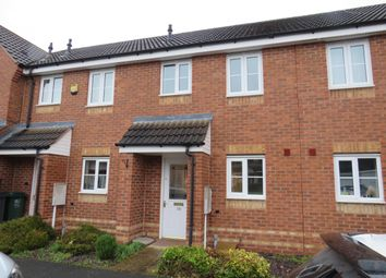 Thumbnail 2 bed town house to rent in Sherbourne Drive, Hilton, Derbyshire