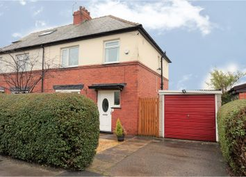 Thumbnail 3 bed semi-detached house for sale in Wheatlands, Pudsey