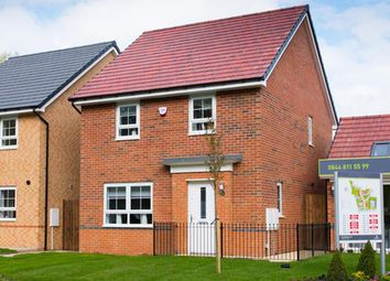"Thumbnail 4 bedroom detached house for sale in ""Chester"" at Bruntcliffe Road, Morley, Leeds"