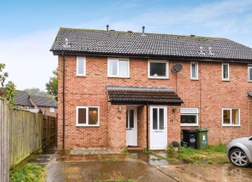Thumbnail 2 bed end terrace house for sale in Lindsay Drive, Abingdon