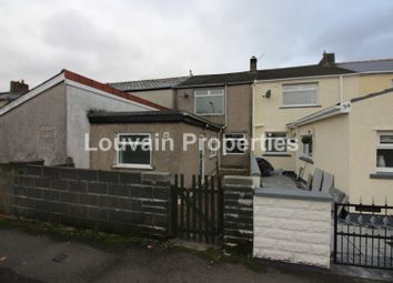 Thumbnail 2 bed terraced house to rent in Vale Terrace, Tredegar, Blaenau Gwent.