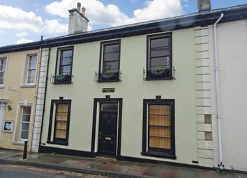 Thumbnail 2 bedroom terraced house for sale in Scarborough House, 9 Croft Road, Torquay, Devon