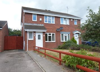 Thumbnail 3 bed semi-detached house to rent in Turners Close, Worcester