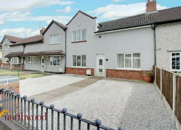 Thumbnail 3 bed terraced house for sale in Field Road, Stainforth, Doncaster