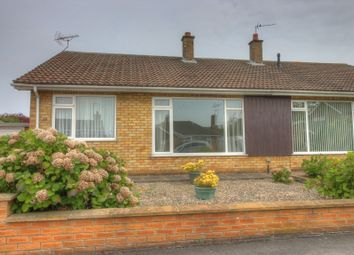 Thumbnail 2 bed bungalow for sale in Oatland Road, Bridlington