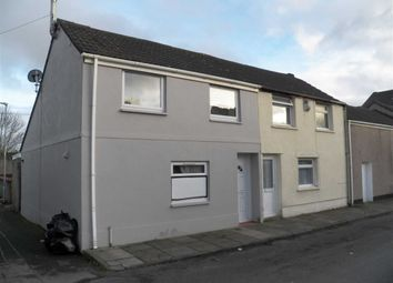 Thumbnail 2 bed end terrace house for sale in Stanley Street, Llanelli