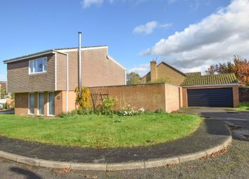 Thumbnail 4 bed detached house for sale in Rudlands Close, Isleham, Ely