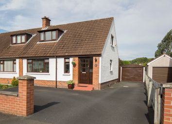 Thumbnail 3 bed semi-detached house for sale in 4 Greenburn Park, Lisburn