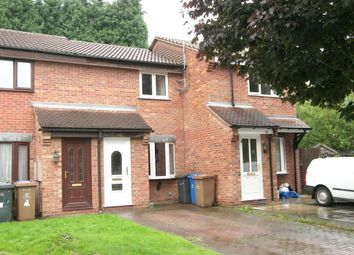 Thumbnail 1 bedroom terraced house to rent in Leman Street, Derby