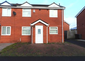 Thumbnail 2 bed semi-detached house to rent in Badby Wood, Kirkby, Liverpool
