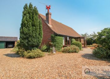 Thumbnail 4 bed bungalow for sale in Swan Lane, Barnby, Beccles