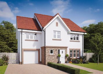 "Thumbnail 4 bedroom detached house for sale in ""The Bryce"" at Davidston Place, Lenzie, Kirkintilloch, Glasgow"