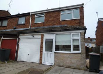 Thumbnail 3 bedroom property to rent in Joseph Luckman Road, Bedworth