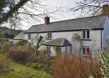 Thumbnail 4 bed cottage for sale in Mitchel Troy Common, Monmouth