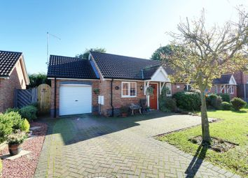 Thumbnail 2 bed semi-detached bungalow for sale in Warblers Close, Barton-Upon-Humber