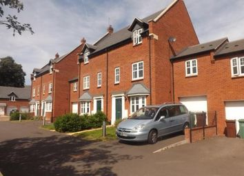 Thumbnail 4 bed link-detached house for sale in Legend Lane, Stafford