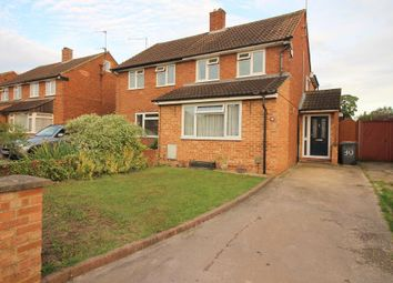 Thumbnail 3 bed semi-detached house for sale in Hastings Road, Barton Le Clay, Bedfordshire