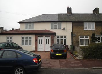 Thumbnail 1 bed terraced house to rent in Ellerton Road, Becontree, Essex