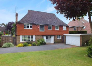 Thumbnail 5 bed detached house for sale in Kilmore Drive, Camberley, Surrey