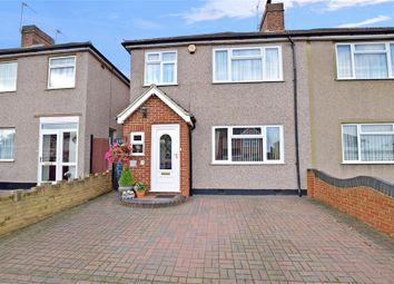Thumbnail 3 bed semi-detached house for sale in St. Johns Road, Dartford, Kent
