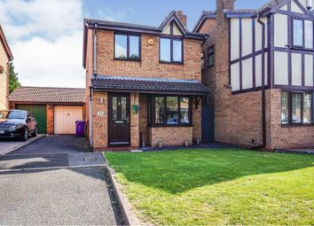 3 bed detached house for sale in Welney Gardens, Pendeford, Wolverhampton WV9