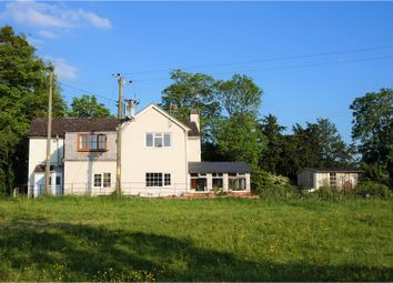 Thumbnail 4 bed detached house for sale in Church Road, Tirley