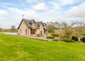 Thumbnail 4 bed detached house for sale in Turriff