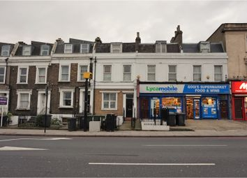 Thumbnail 1 bed flat for sale in Lewisham Way, London