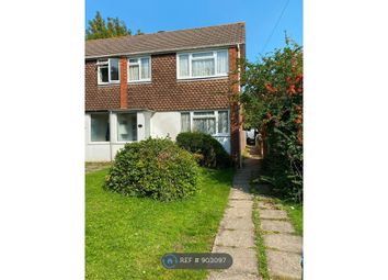 Thumbnail 3 bed semi-detached house to rent in Bealing Close, Southampton
